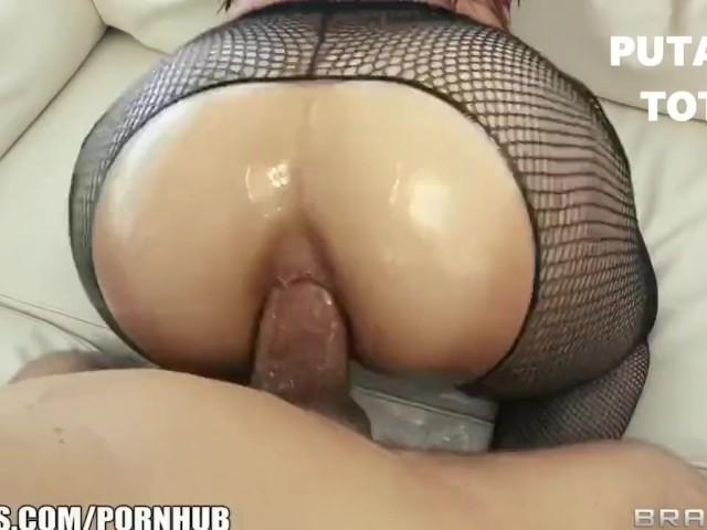 Big Ass Stockings Doggystyle