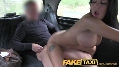 FakeTaxi Hot Latin Pole Dancer with Big tits Caught on Camera