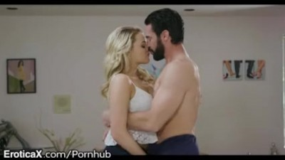 EroticaX - Hot Sex Moments In The House Of The Blonde Hottie Boyfriend