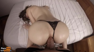 PAWG Slut Babe Takes it up the Ass (ASS TO MOUTH!)