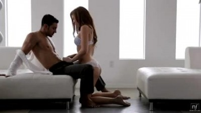 Nubile Films - Stunning Blonde Sexy Woman In Lingerie