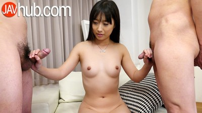 JAVHUB - Huge Butt Tomomi Honzawa has a Threesome