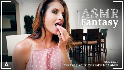 ASMR Fantasy - Step Mother Caught Me Watching Porn