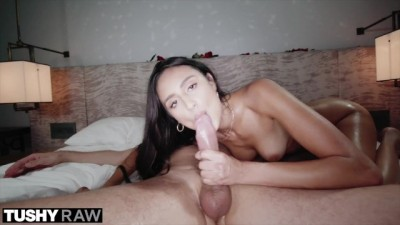 Eliza Loves nothing more than a Big Cock in her Big Ass