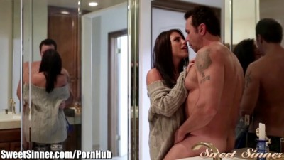 Sweet Sinner - Sexy Brunette Woman Wants to Fuck a Daddy