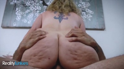 Reality Junkies - Horny Lonely Plump Step Mom Gets Pounded by Younger Man
