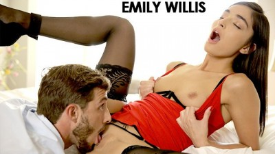 NubileFilms - Emily Willis Cheating her Husband with Neighbor