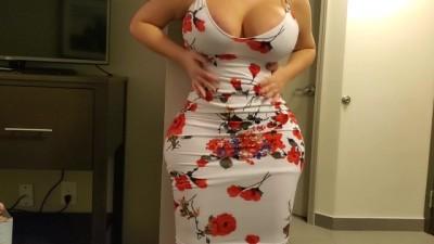 Curvy PAWG IG Model For Sensual Hotel Fucking