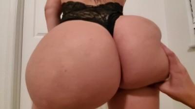 Teen Sexy Pawg Destroys Big Cock POV
