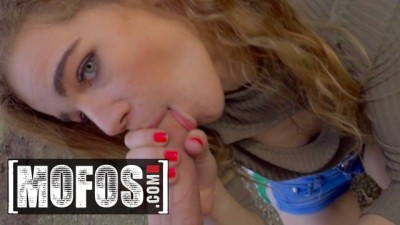MOFOS - Cute Model Girl Oral Sex Expert