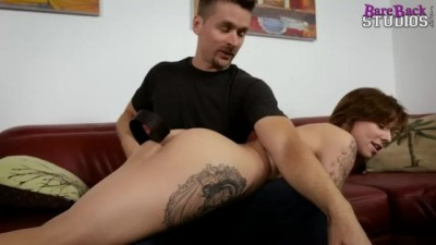 Sexy Harlow Harrison convinces his father