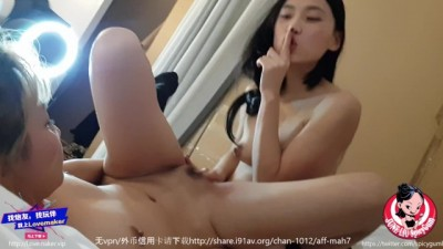 June Liu 刘玥 / SpicyGum - SECRET LIFE - ASIAN GIRL CHEATING LESBIAN SEX