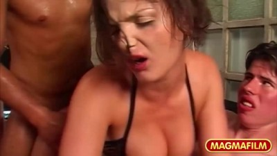 German Pornstar Maria Mia Likes it Rough