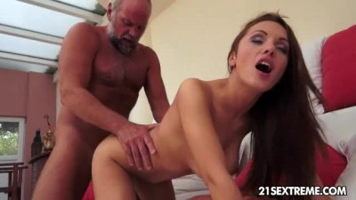 21Sextreme - Great Grand Father Fucked His Grandson Hard