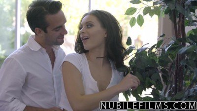 NubileFilms - My Sexy Step Sister Seduces Me