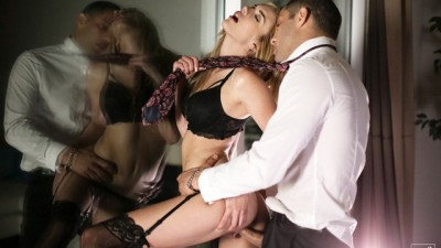 NubileFilms - Blake Edens Secret Affair with Boss Big Dick