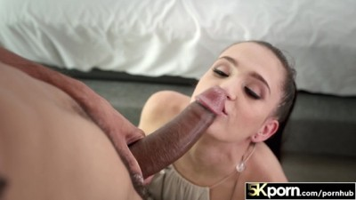 5KPorn - Brooke Haze Loves Big Black Cock