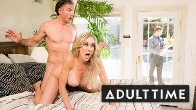 Busty Slut Brandi Love Cheating Secretly Cock Swaps