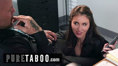 PURE TABOO New Beautiful Secretary is Cheating on her Husband