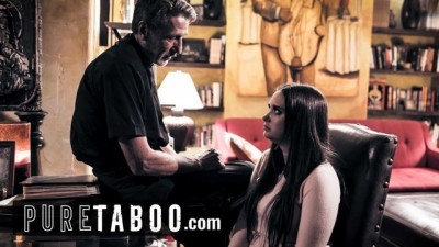 PURE TABOO Priest Takes Advantage of a Desperate Lonely Teen Bride-To-Be