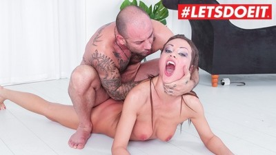 HerLimit - Rough Anal Destruction for Busty Slut Babe Tina Kay