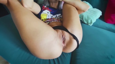 Horny Lonely Slut wants Big Cock! DP Tries