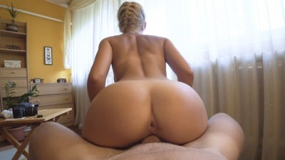 Perfect Big Ass Teen Fucked After Some Reading