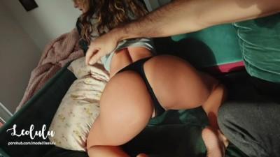 Intense Goosebumps Orgasm | Deepthroat | Cowgirl - Amateur Couple LeoLulu