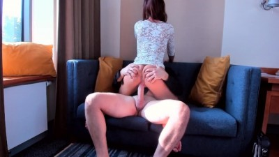 CHARMING TEEN SLUT RIDE ON MY BIG COCK SO FAST