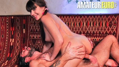 LaNovice - French Teen Luna Rival Seduced and Fucked by Old Man