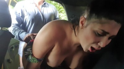 MartinaSmith Pays her Taxidriver with her Wet Hot Pussy