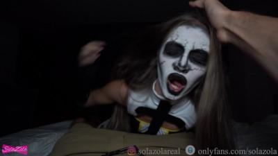 Gorgeous Halloween Fun POV - SolaZola