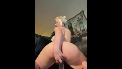 Goth Egg POV Riding and Sucking Dildo - Porn4k.To