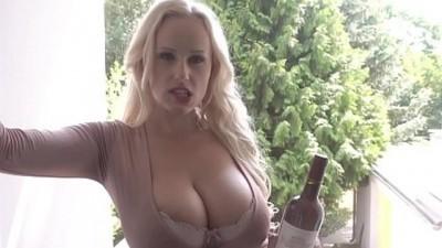 Czech Hot Big Tit Babe Angel Wicky gets Anal Pounding