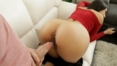 StepSiblingsCaught - Curvy Sweet Step Sister Bends over for my Big Cock S10:E2