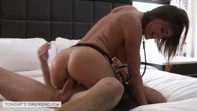 Sexy Krissy Lynn Lets her Client take Control Porn300