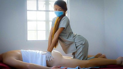 Asian Young Massage Therapist Japxtube