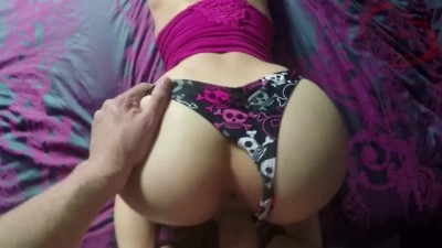 I Record this Curvy Hottie Teen when i Fuck her in Doggystyle Fuck Linoo Amors