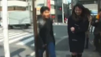 Amateur Japanese Teens Flash on the Streets of Tokyo - Public Jav Uncensored