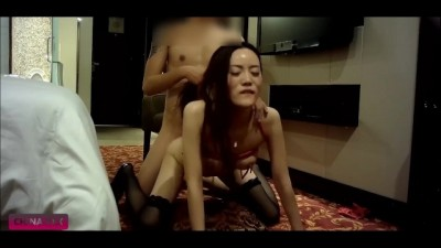 Asian Style BDSM Practice with Tall Chinese Slut - China XXX
