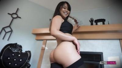 Girlfriend Booty Show - POV
