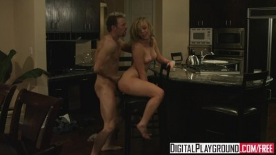 Digital Playground - Big Blonde Home Sex