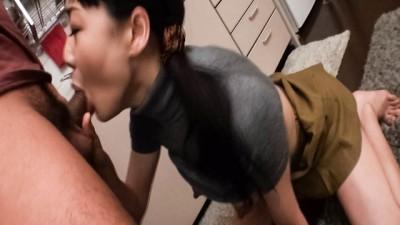 Miho Wakabayashi Plays With  Pussy