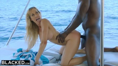 BLACKED - Brandi Love hot minutes at the boat BBC