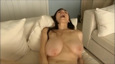 Stepmother gets into cum