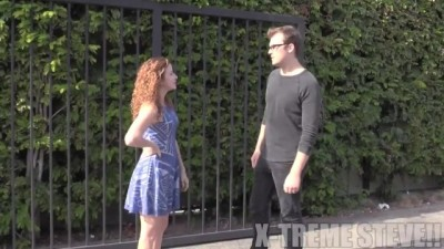 Fantasy Fake Sex - Public Prank -