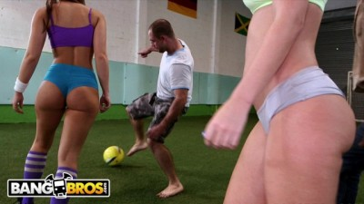 BANGBROS - Two to Two Football Matches