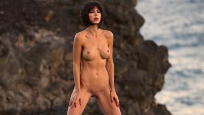 Milo Moire Public Nudity