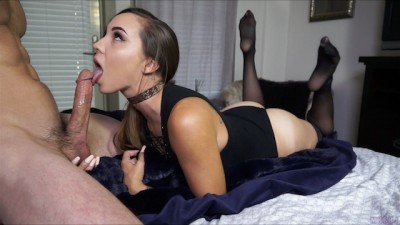 Sasha Foxxx - Deep Oral Sex & Creampie!