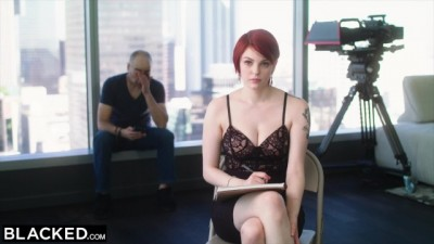 Hot Beauty Bree Daniels Gets Dominated By A Monster BBC
